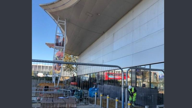 Work underway on new Charlton Lidl store