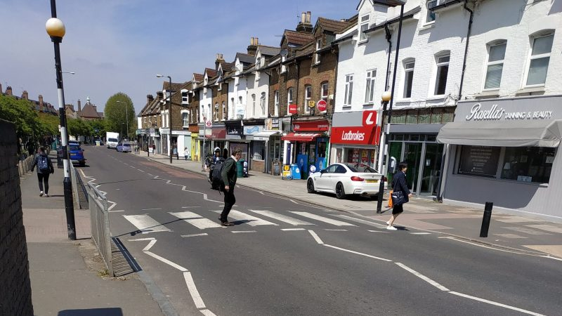 Four arrested after spate of New Eltham burglaries