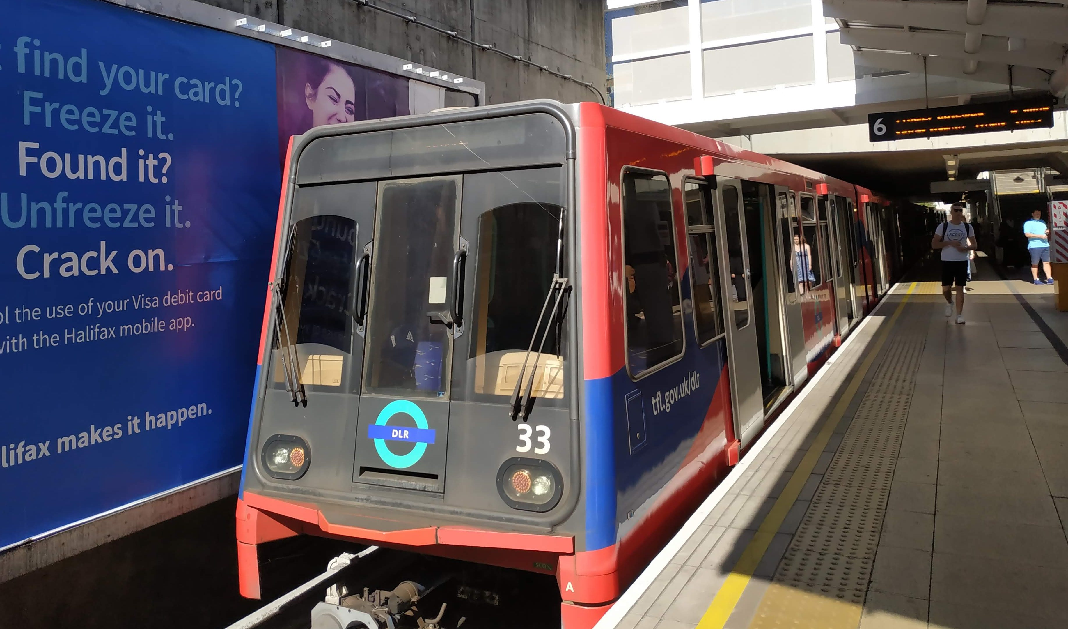 DLR to Thamesmead: the worst option?