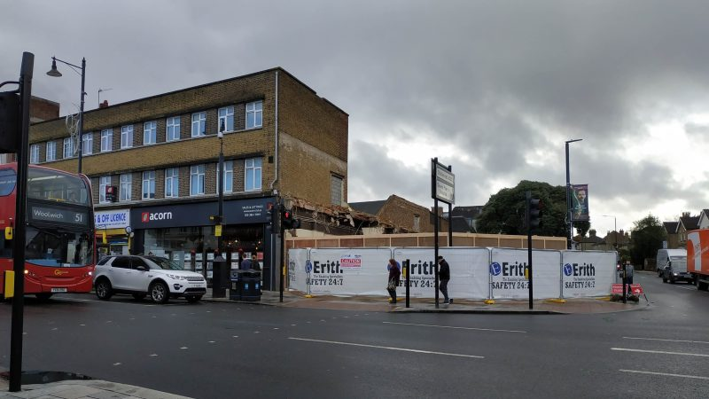 Demolition complete for new Sidcup cinema to start