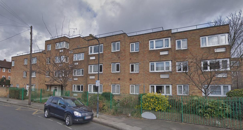 Application to demolish Greenwich sheltered housing block