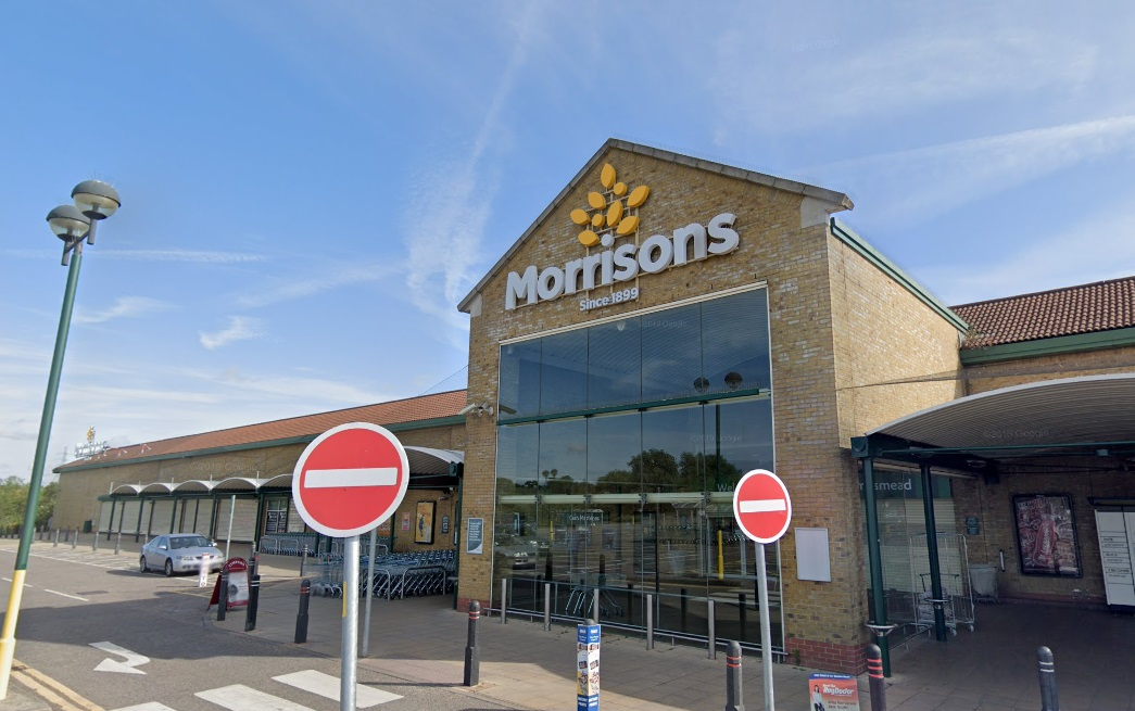 Poppy stall attacked at Thamesmead Morrisons