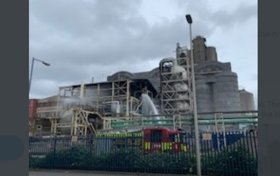 Explosion at Erith industrial site: three injured