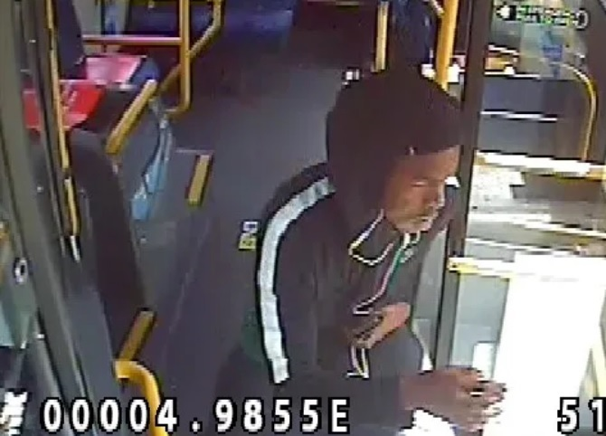 Man robs 80 year old woman on bus and attacks elderly partner in Sidcup