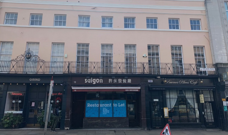 Thai restaurant chain Rosa's look to open Greenwich branch