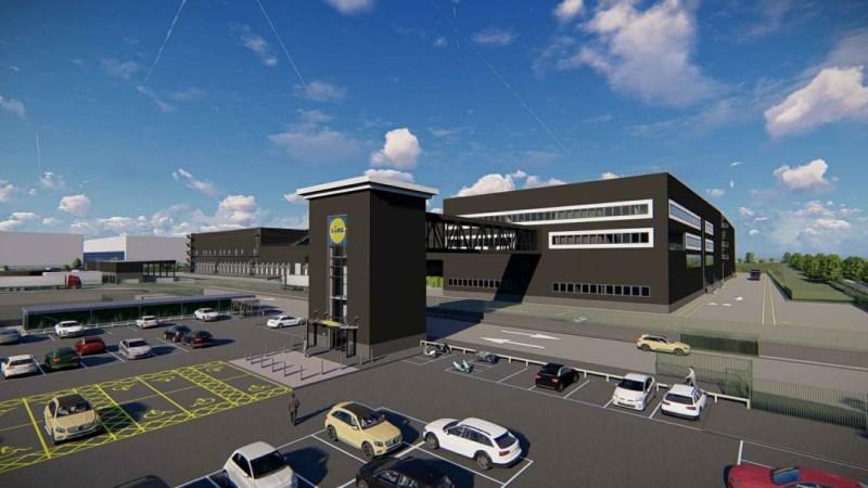 Lidl propose vast depot expansion in Belvedere offering 400 jobs