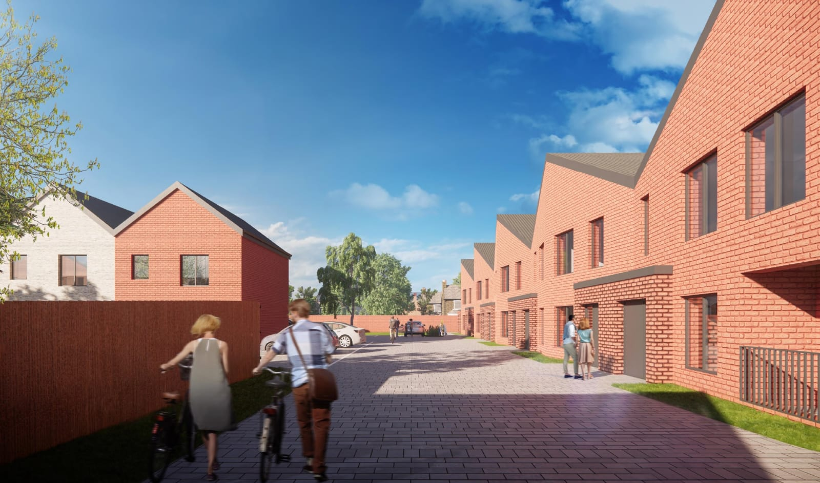 New council homes proposed on former Plumstead leisure centre site
