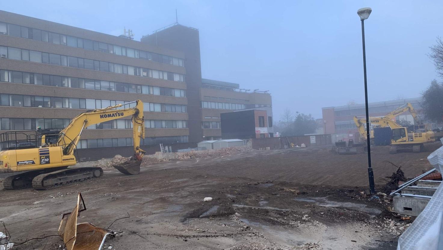 Eltham town centre council housing: Greenwich Council submit plans