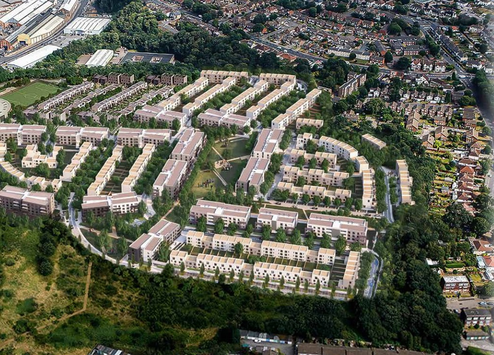 Erith Quarry homes set for approval: Developer seeks to increase total to 850