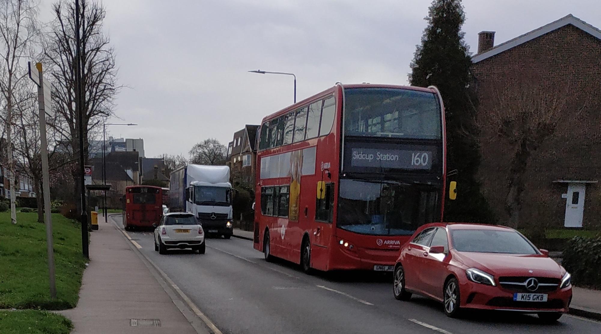 Bus Hopper transfer time cut by Transport For London