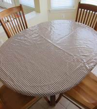 from these hands - Journal - Oilcloth Table Covers