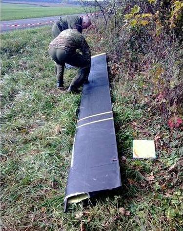 La pala dell'HH-3F - foto www.aeronautica.difesa.it