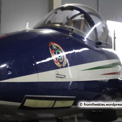 Aermacchi MB-339 PAN