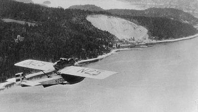 """Photo of """"Il mio volo polare"""" di Roald Amundsen"""