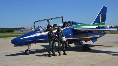 Photo of Frecce Tricolori: addio MB-339, arriva l'M-345 HET!