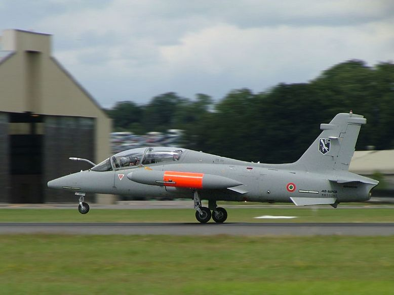 Aermacchi MB 339 CD