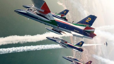 Photo of Frecce Tricolori 2019: Calendario Esibizioni e Air Show