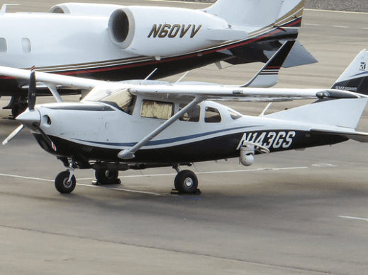 fbi-plane-n143gs