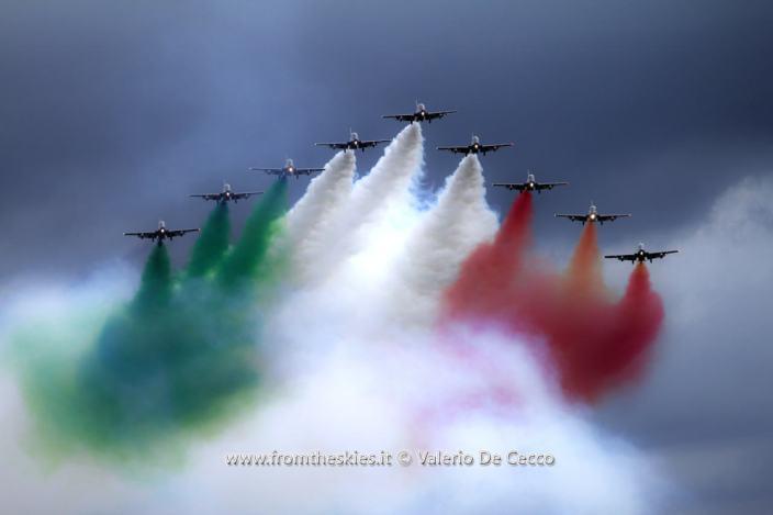 Frecce Tricolori Air Show