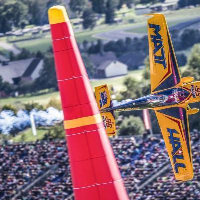 Red Bull Air Race 2015 Spielberg Matt Hall