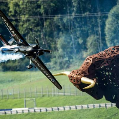 Red Bull Air Race 2015 Spielberg McLeod