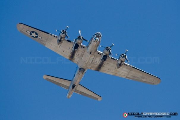 Capital Air Show 2015 - B-17