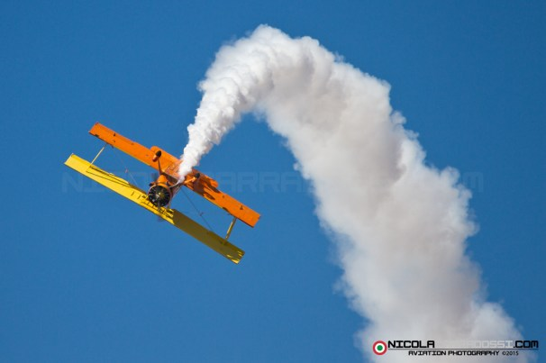 Capital Air Show 2015 - Gene Soucy 2