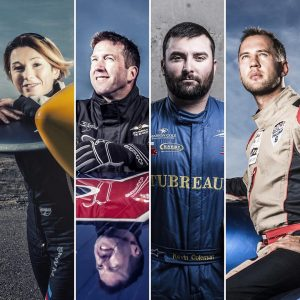 Red Bull Air Race 2016 New pilot Challenger