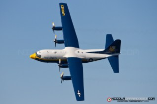 Fleet Week 2015 - Fat Albert