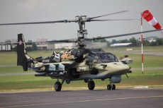 Kamov Ka-52 Alligator 3