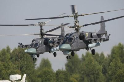 Kamov Ka-52 Alligator 4