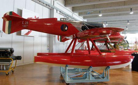 Fiat C.29 - Museo Storico dell'Aeronautica