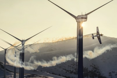 Rd Bull - Hannes Arch - Slalom Wind Turbine (3)