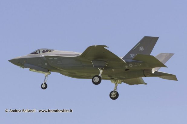 F-35 AL-2 Aeronautica Militare (1)