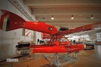 FIAT C.29 MM130Bis - Museo Storico Aeronautica Militare (2)