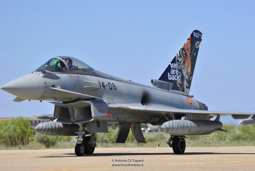NATO Tiger Meet 2016 - Zaragoza (34)