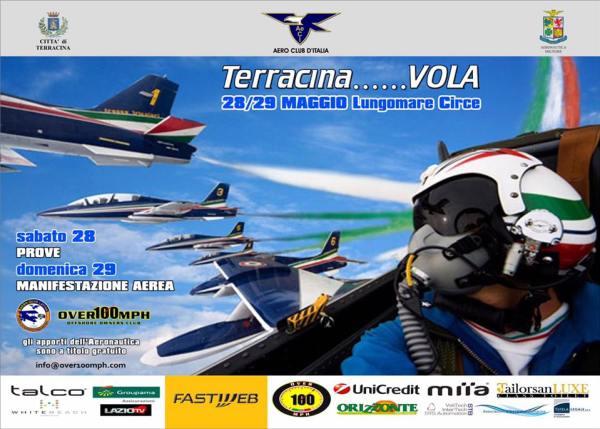 Terracina Air Show 2016 - Locandina
