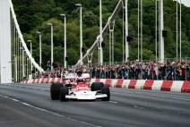 The Great Race 2016 - Budapest - Gerhard Berger