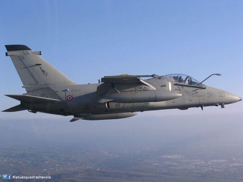 AMX 51° Stormo - Aeronautica Militare