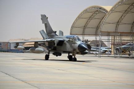 Al Jaber Kuwait 2016 - Tornado 6° Stormo - Aeronautica Militare 3