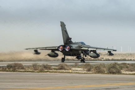 Al Jaber Kuwait 2016 - Tornado 6° Stormo e AMX 51° Stormo - Aeronautica Militare