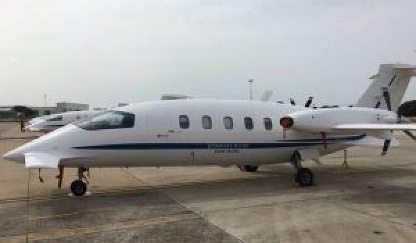 Piaggio P-180 Radio Misure - Aeronautica Militare