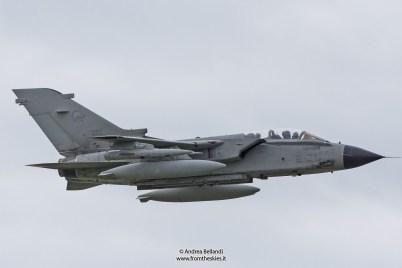 Tornado 6° Stormo - Aeronautica Militare - Rientro dal Kuwait 2016 (5)