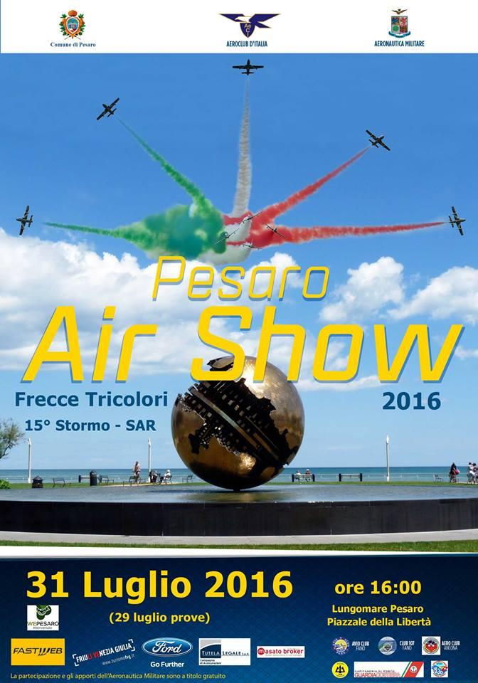 Pesaro Air Show 2016