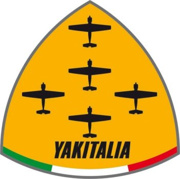 yakitalia patch logo