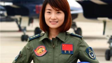 Photo of Addio Yu Xu, prima donna cinese pilota d'aerei caccia