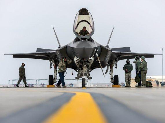 F-35 Credit: USAF