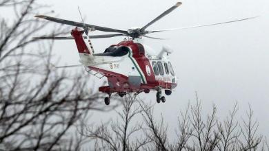 Photo of Emergenza neve: elicottero strumento fondamentale per i soccorsi