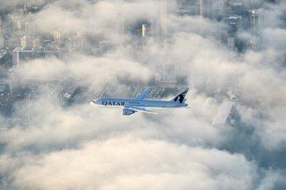 Qatar Airways - Boeing 777 - Volo QR920 (1)