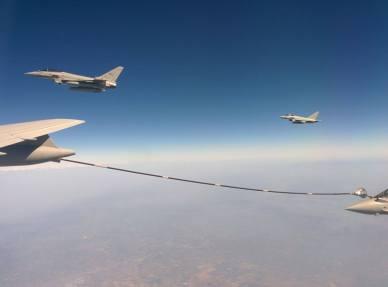 Northern Ice - Eurofighter Typhoon - Aeronautica Militare (5)